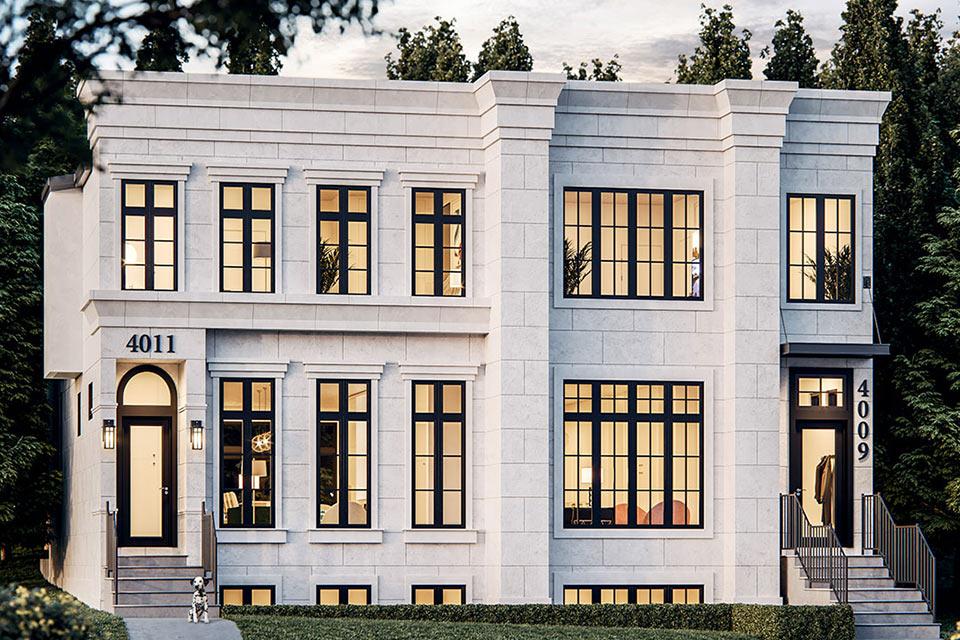 Truman - Duplexes in Altadore