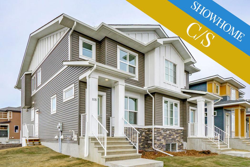 Quick Possession Duplex in Calgary - Cornerstone
