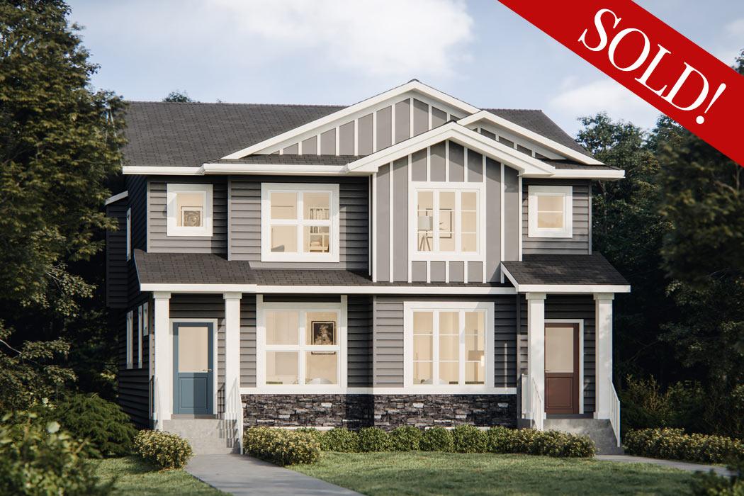 Truman - Cornerstone Duplex for Sale