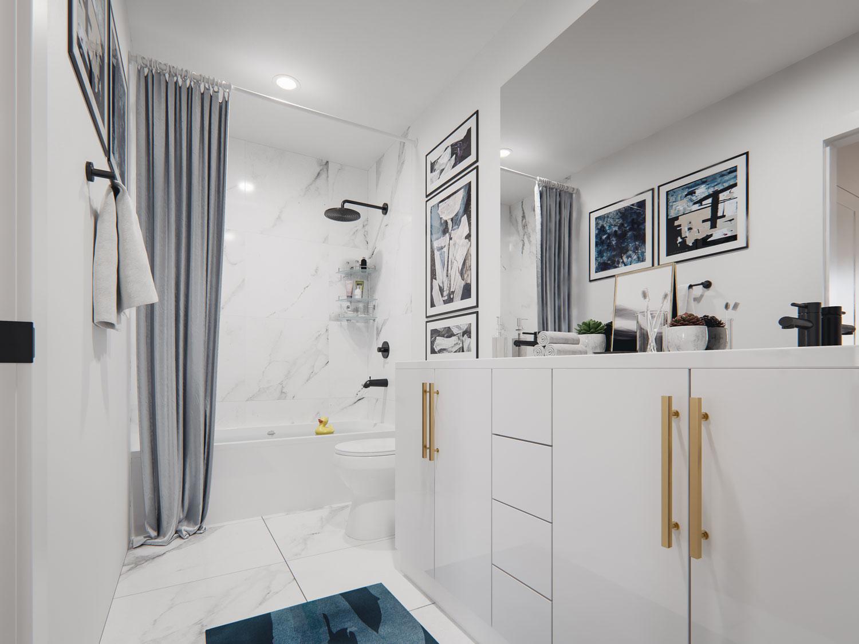 Esquire - Interiors - Bathrooms