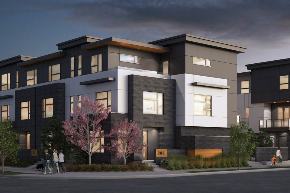 Wilshire - New Townhomes in Calgary