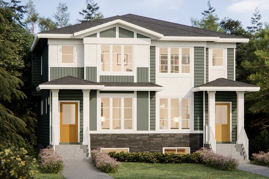 Truman Duplex - Walden - Chelsea - Cornerstone