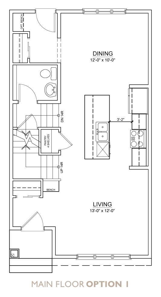 Truman - Chelsea - Aspen Floor Plan Main 1