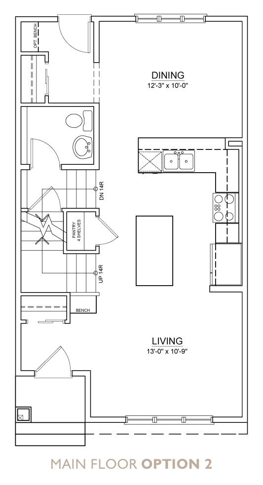 Truman - Chelsea - Aspen Floor Plan Main 2