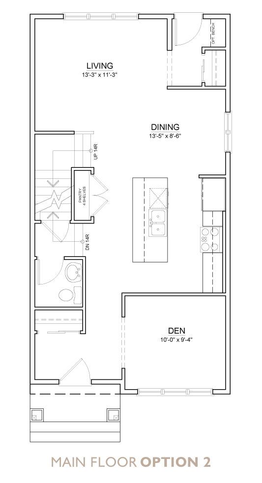 Truman - Chelsea - Senna Floor Plan Main 2