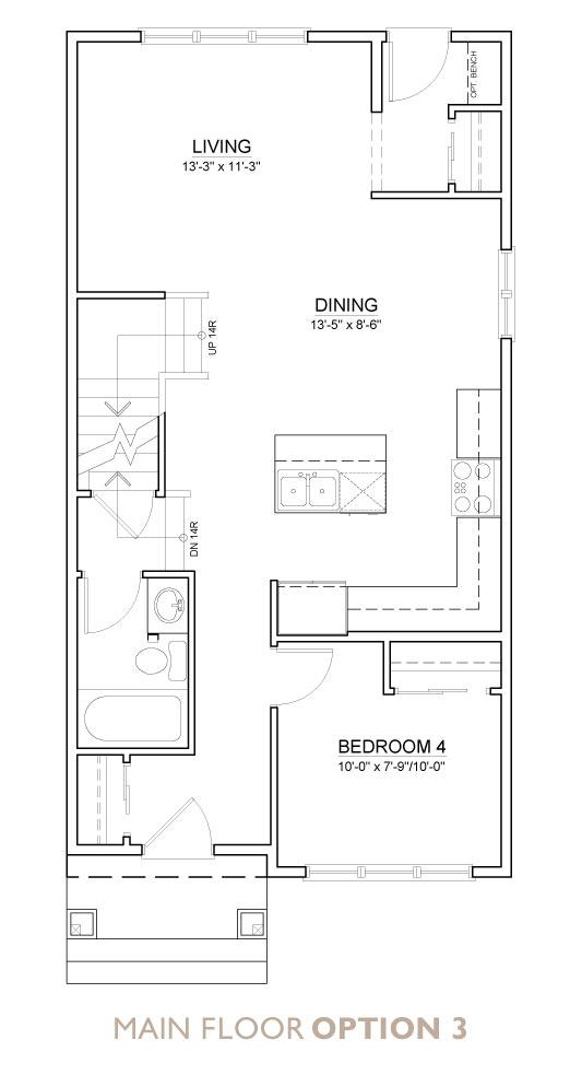 Truman - Chelsea - Senna Floor Plan Main 3