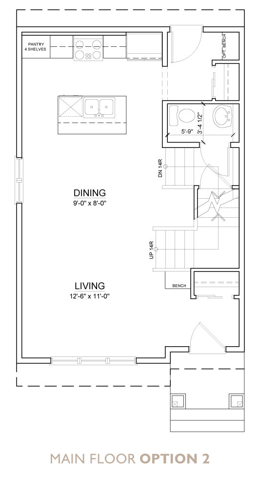 Truman - Chelsea - Aster Floor Plan Main 2