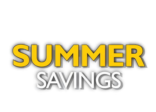 Truman Summer Savings