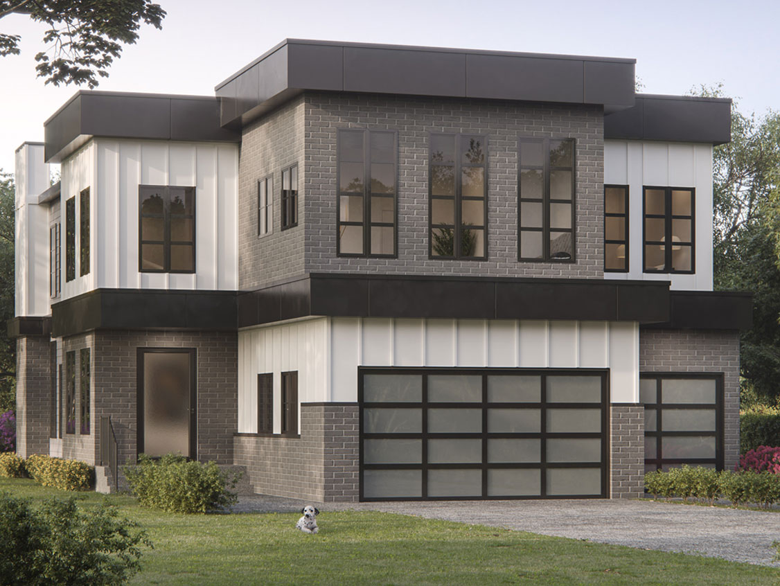 West District - Single Family Homes - Aurora Elevation