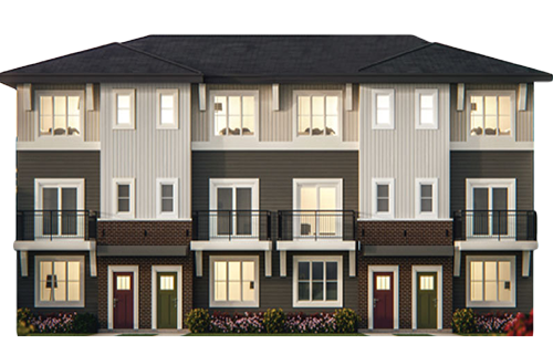 Townhomes by Truman