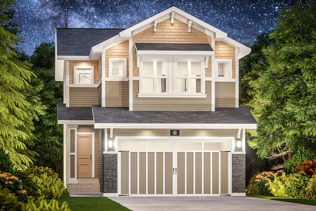 Estate Homes by Truman - The Grove Floor Plan