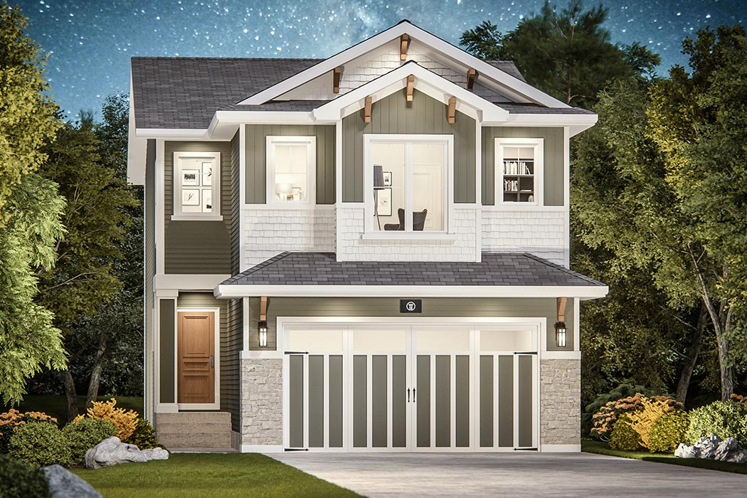 Estate Homes by Truman - The Harbour Floor Plan