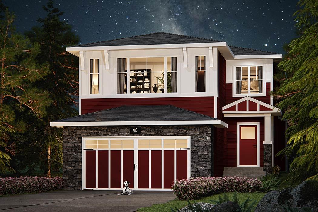 Estate Homes by Truman - The Barlow Floor Plan