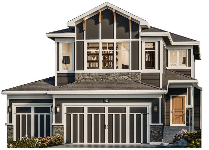 Springbank Hill - Valley Estate Homes - By Truman - Canyon