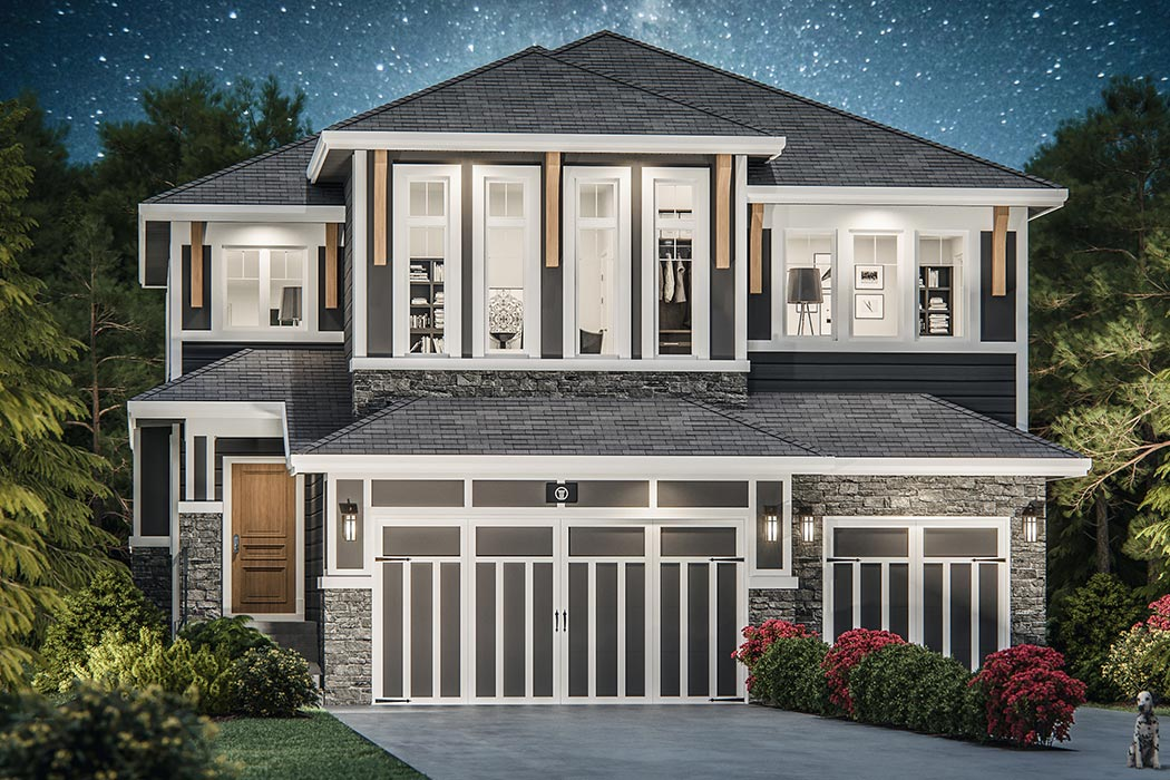 Springbank Hill - Valley Estate Homes - By Truman - Summit