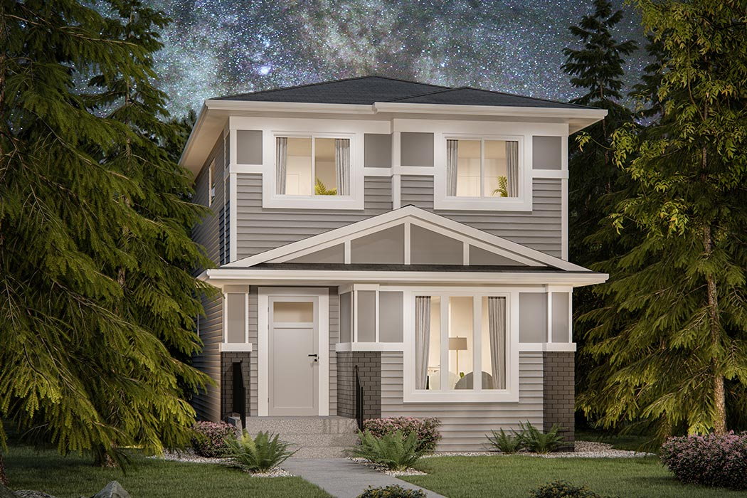 Truman Chelsea Show Home - The Bellflower II