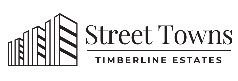 Timberline Street Towns by Truman