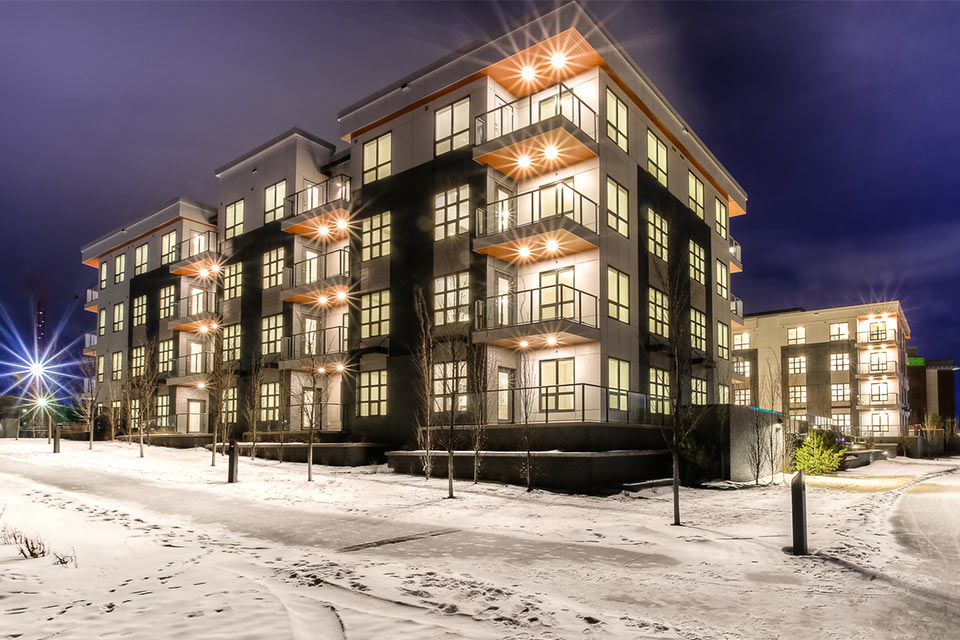 Exterior - Maple Condos in University District