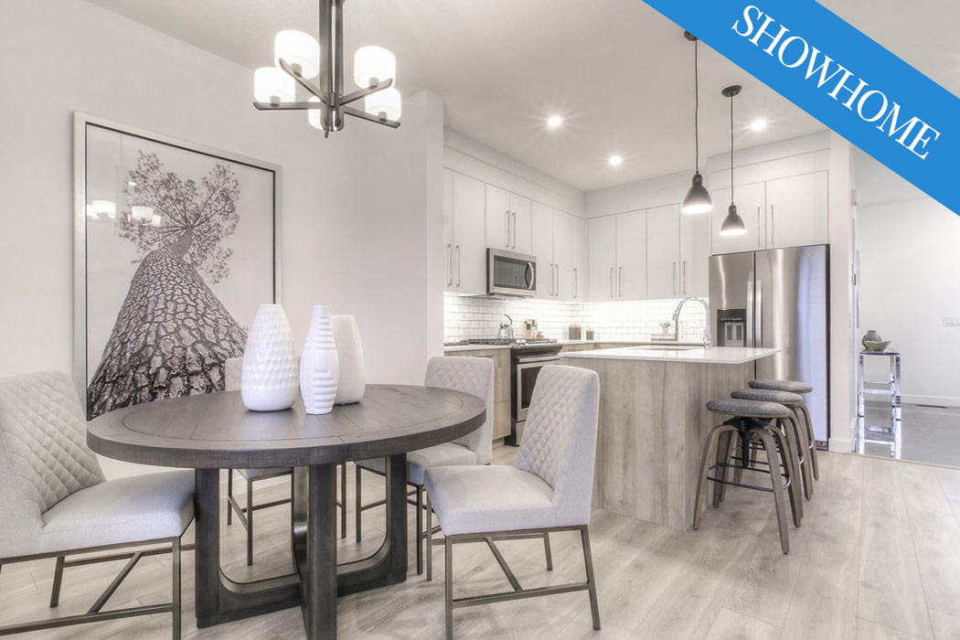 Chelsea Chestereme Duplex Show Home - by Truman