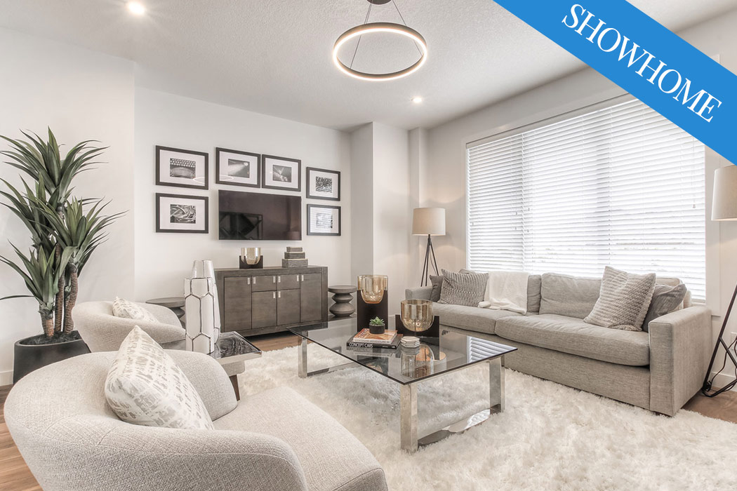 Chestermere Show Home by Truman