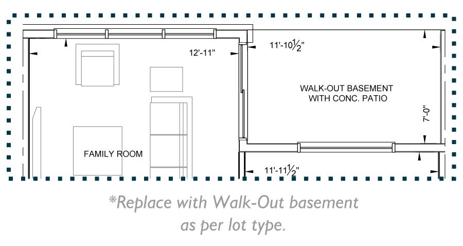 Th1 - Walk Out Basement