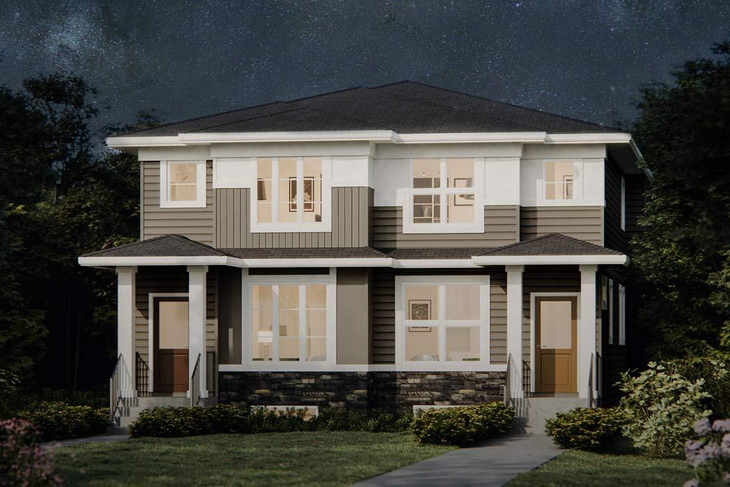Truman Duplex - Cornerstone