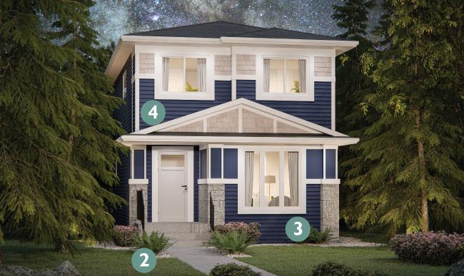 Walden - Single Family Home Upgrades 1 - Truman