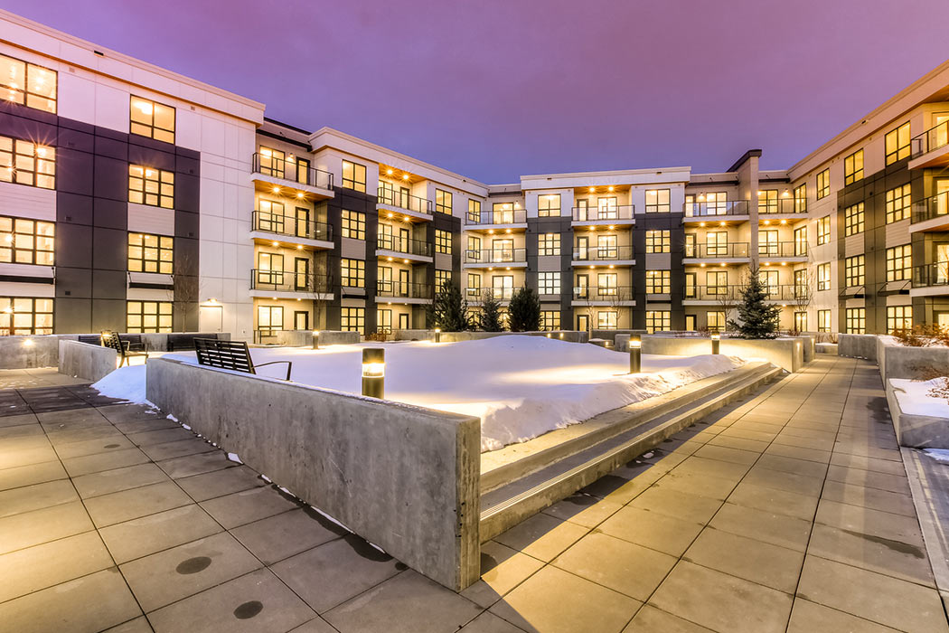 Maple Condos at University District - by Truman
