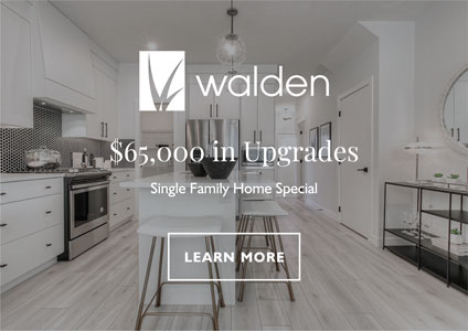 Walden - New Single Family Home Special - Truman