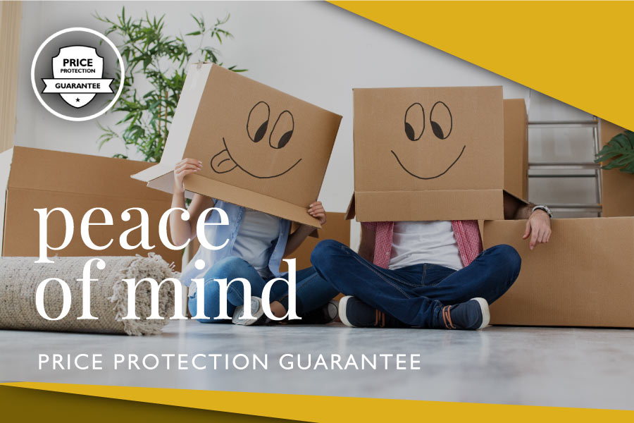 Truman - Peace of Mind - Price Guarantee