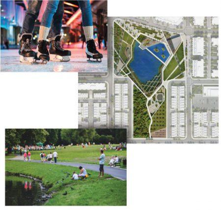 West District's World Class Central Park