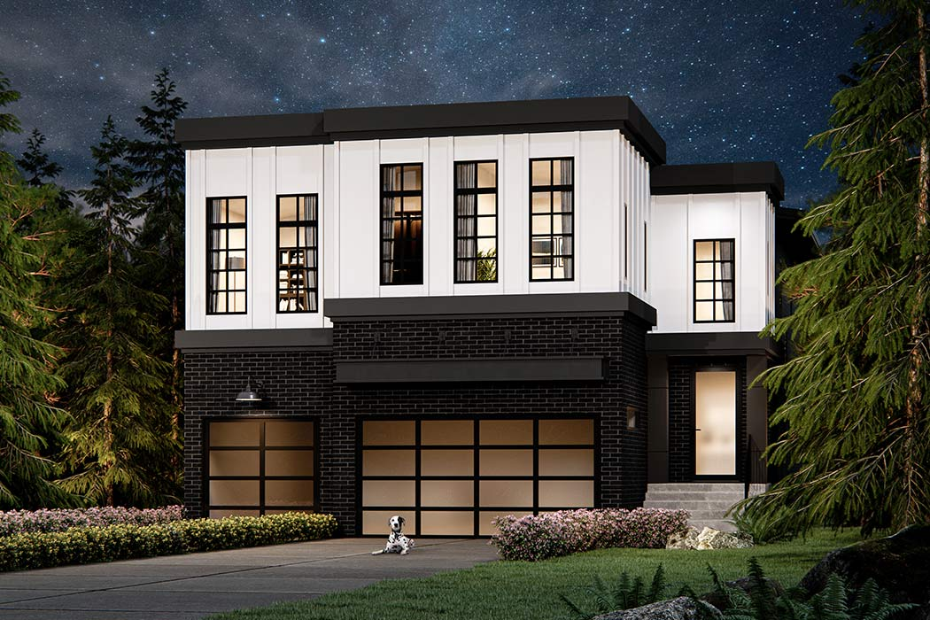 Pulsar II - by TRUMAN - West District Single Family Home