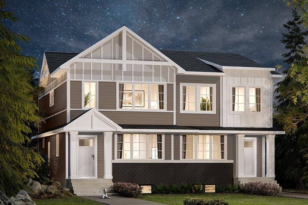 Cornerstone Duplex by Truman