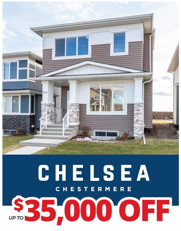 Chelsea - Single Family Homes - Chestermere