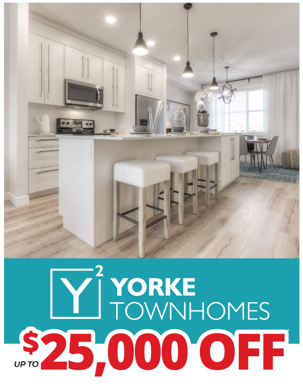 Yorke - Townhomes - N.E