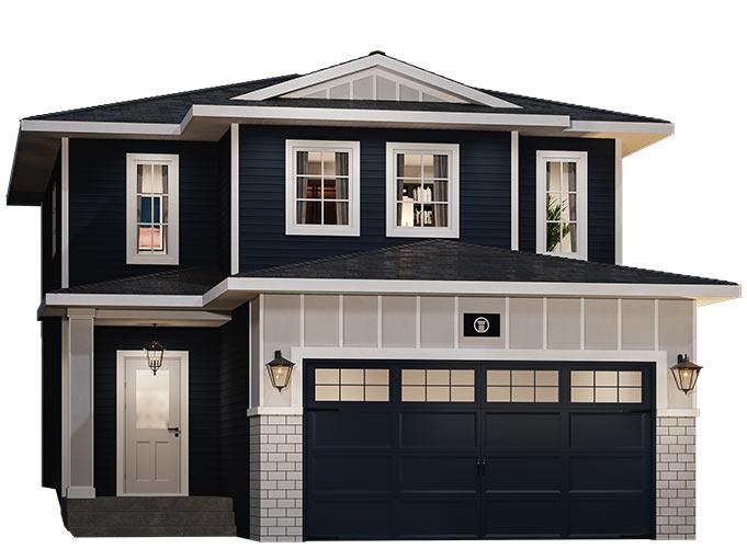 Truman - Front Drive Homes - 1