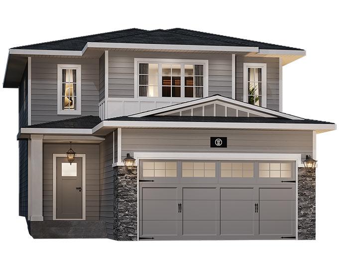 Truman - Front Drive Homes - Crest