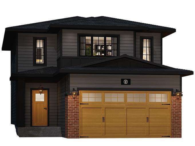 Truman - Front Drive Homes - 4