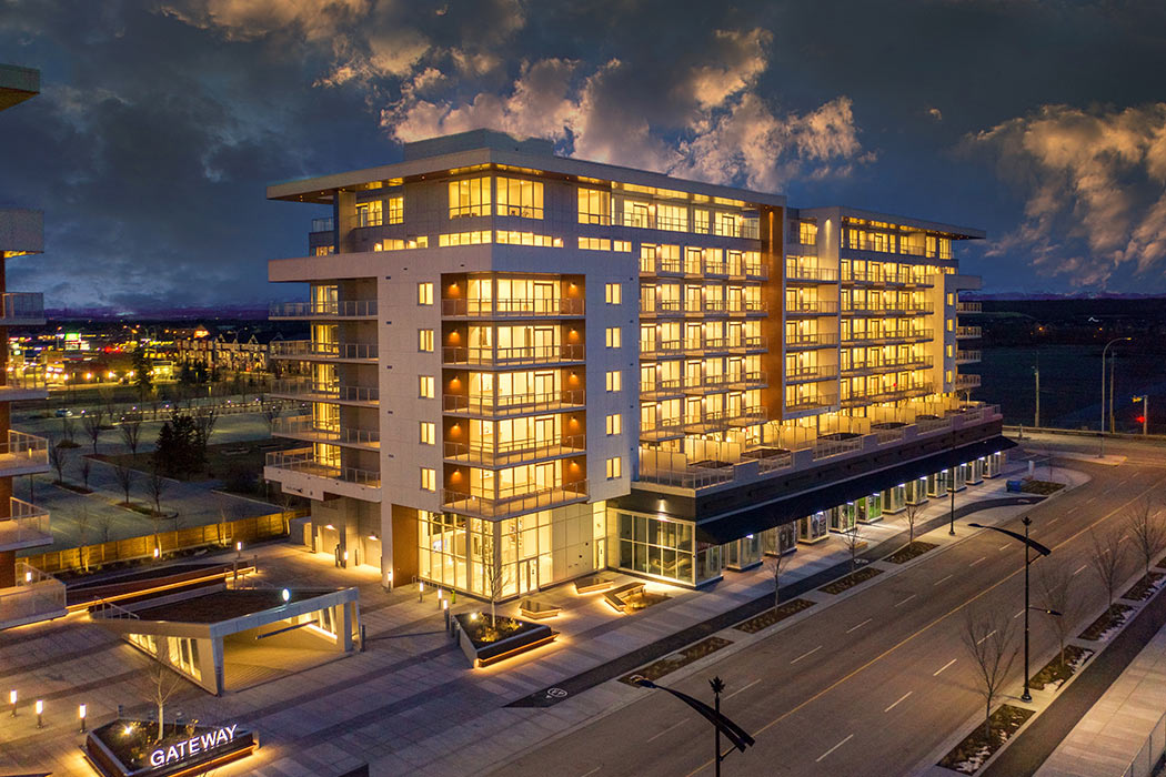 Condos Now Selling at Gateway