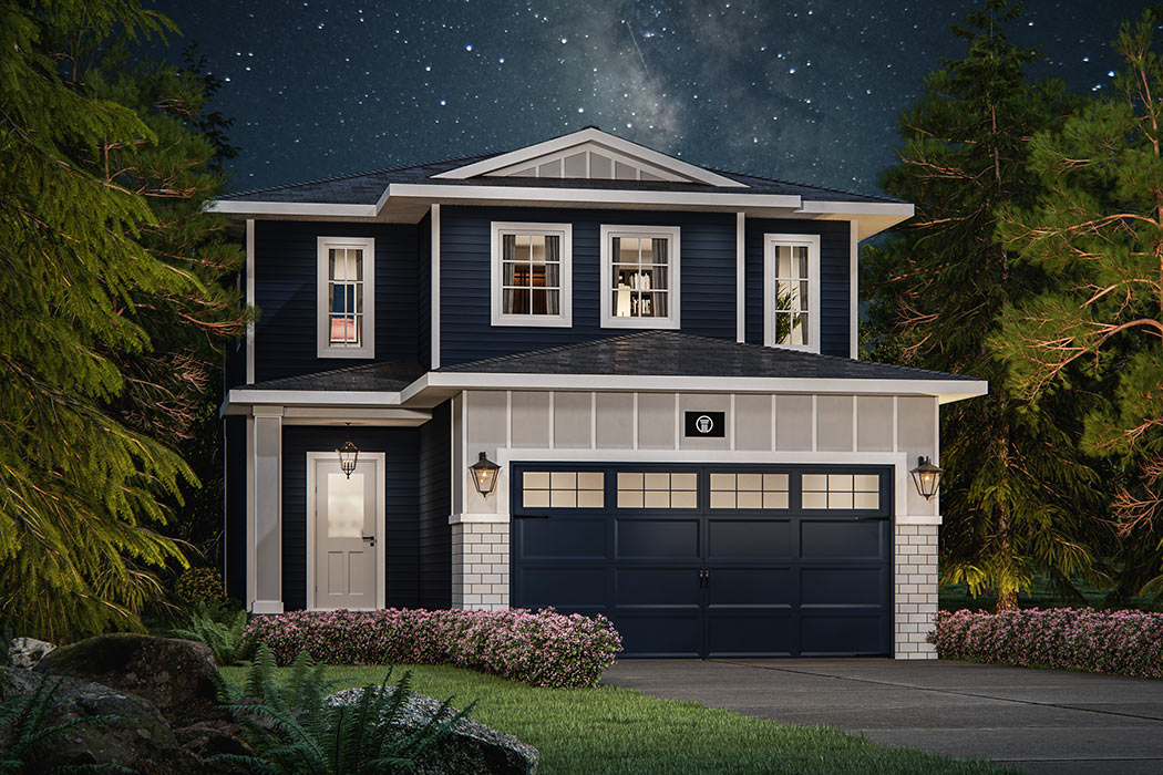Truman - Single Family Front Drive Homes