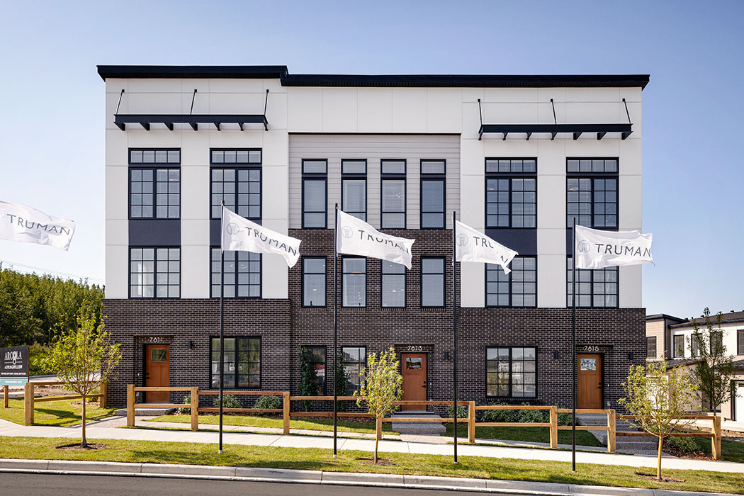 Arcola Townhomes - Show Home - by TRUMAN