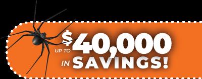 Truman Spooktacular Savings - up to $40,000 off