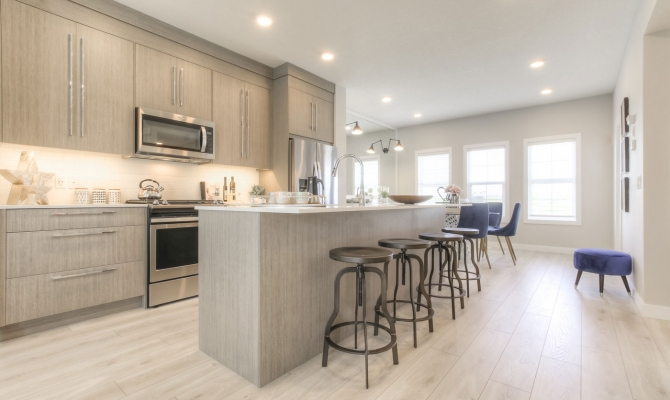 Townhome Interiors